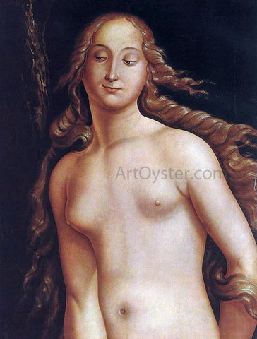 Hans Baldung Eve (detail) - Hand Painted Oil Painting