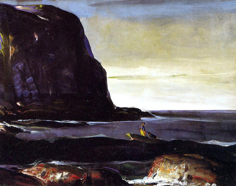 George Wesley Bellows Evening Swell - Hand Painted Oil Painting