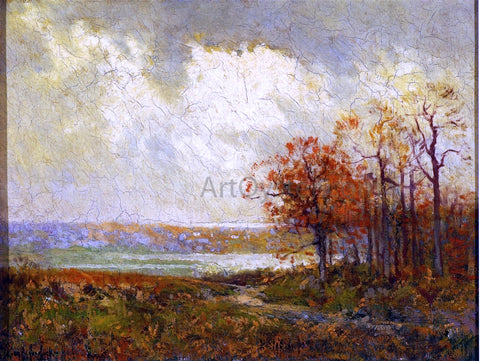 Julian Onderdonk Fall Landscape - Hand Painted Oil Painting