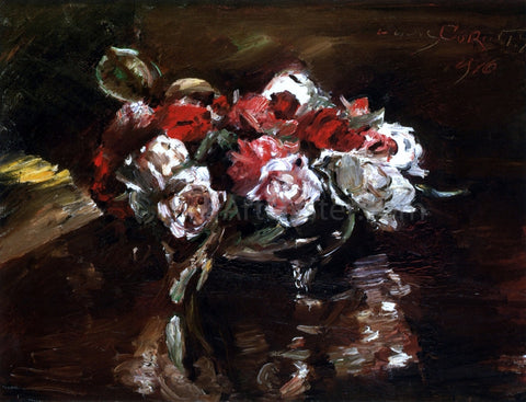 Lovis Corinth Floral Still Life - Hand Painted Oil Painting