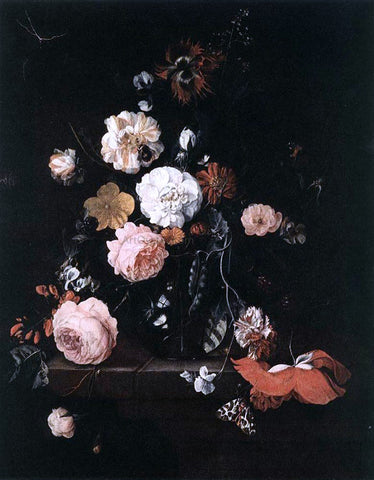 Cornelis De Heem Flower Still-Life - Hand Painted Oil Painting