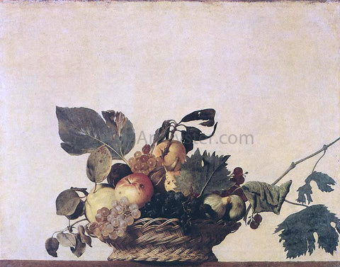 Caravaggio Merisi Fruit Basket - Hand Painted Oil Painting