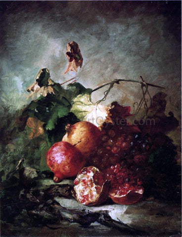 Mary Spencer Fruit - Hand Painted Oil Painting