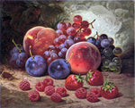 William Mason Brown Fruits of Summer - Hand Painted Oil Painting