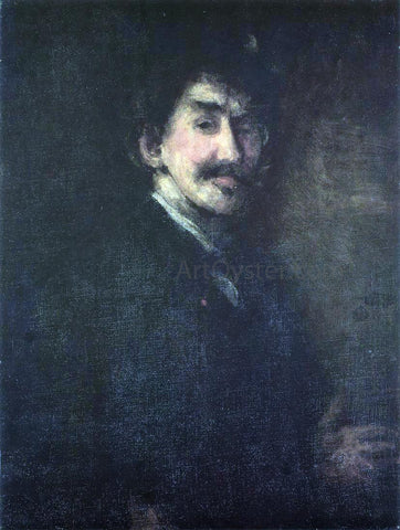 James McNeill Whistler Gold and Brown (also known as Self Portrait) - Hand Painted Oil Painting