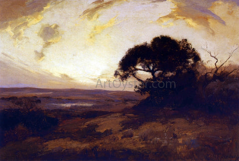 Julian Onderdonk Golden Evening, Southwest Texas - Hand Painted Oil Painting