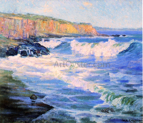 Walter Griffin Grand Manan - Hand Painted Oil Painting