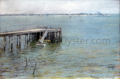 William Merritt Chase Gravesend Bay (also known as The Lower Bay) - Hand Painted Oil Painting