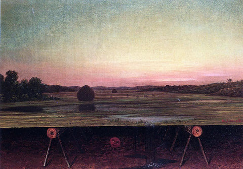 Martin Johnson Heade Gremlins in the Studio, II - Hand Painted Oil Painting