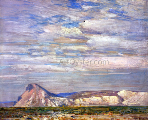 Frederick Childe Hassam Harney Desert (No. 20) - Hand Painted Oil Painting