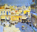 Frederick Childe Hassam Havana - Hand Painted Oil Painting