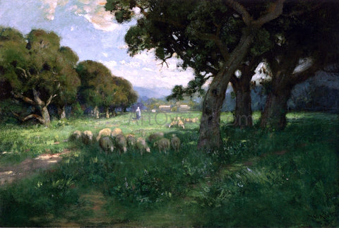 William Keith Hilegas Meadows - Hand Painted Oil Painting