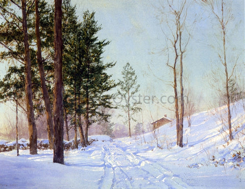 Walter Launt Palmer In the Berkshire - Hand Painted Oil Painting