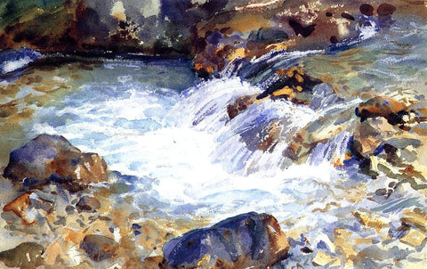 John Singer Sargent At the Tyrol - Hand Painted Oil Painting