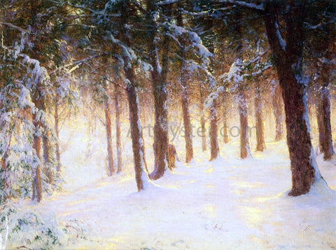 Walter Launt Palmer Jewelled Pines - Hand Painted Oil Painting