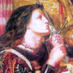 Howard Pyle Joan of Arc - Hand Painted Oil Painting