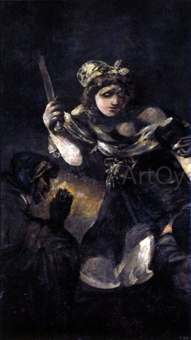 Francisco Jose de Goya Y Lucientes Judith and Holovernes - Hand Painted Oil Painting