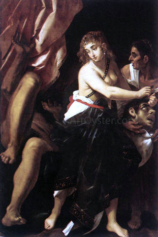Giovanni Baglione Judith and the Head of Holofernes - Hand Painted Oil Painting