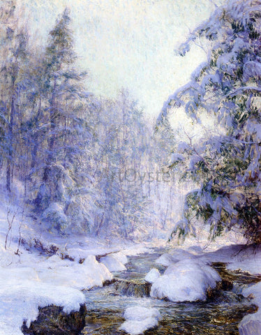 Walter Launt Palmer Kinderhook Creek - Hand Painted Oil Painting