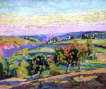 Armand Guillaumin La Creuse Landscape - Hand Painted Oil Painting