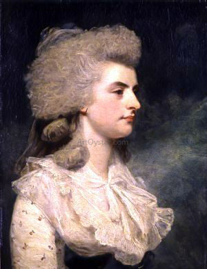 Sir Joshua Reynolds Lady Elizabeth Seymour Conway - Hand Painted Oil Painting