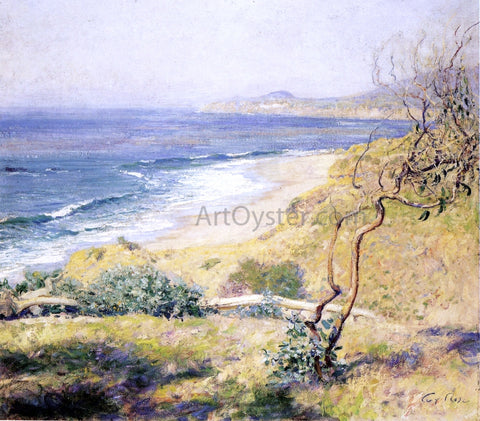 Guy Orlando Rose Laguna Shores - Hand Painted Oil Painting