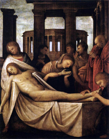 Bramantino Lamentation of Christ - Hand Painted Oil Painting