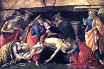 Sandro Botticelli Lamentation over the Dead Christ with Saints - Hand Painted Oil Painting