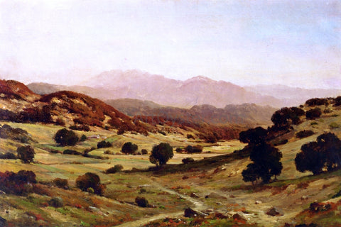 Julian Onderdonk Landscape - Hand Painted Oil Painting