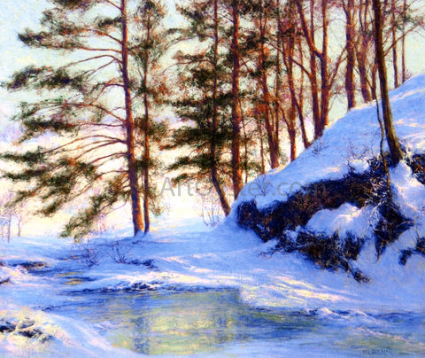 Walter Launt Palmer Late Afternoon - Hand Painted Oil Painting