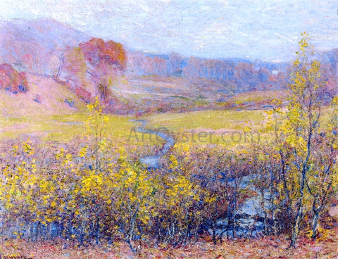 Robert Vonnoh Late Autumn - Hand Painted Oil Painting