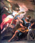 Sebastiano Ricci Liberation of St Peter - Hand Painted Oil Painting