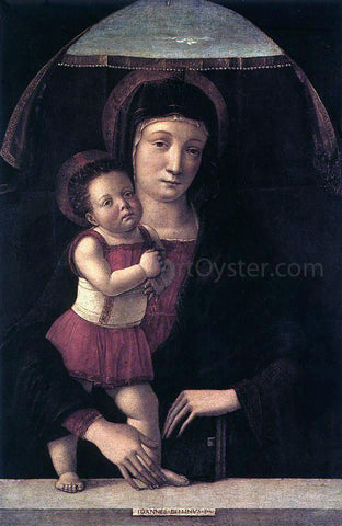 Giovanni Bellini Madonna with Child - Hand Painted Oil Painting