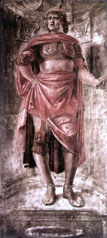 Donato Bramante Man with a Broadsword - Hand Painted Oil Painting