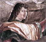 Donato Bramante Man with a Halbard (detail) - Hand Painted Oil Painting