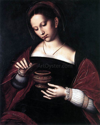 Ambrosius Benson Mary Magdalene - Hand Painted Oil Painting