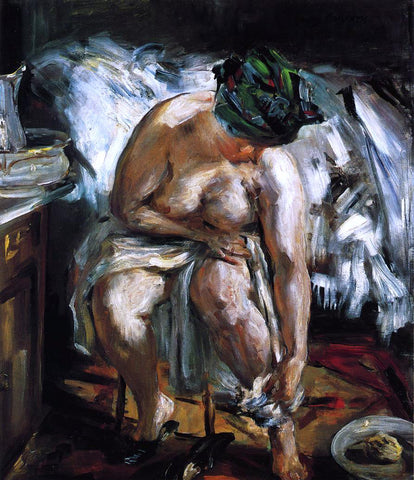 Lovis Corinth Matinee - Hand Painted Oil Painting