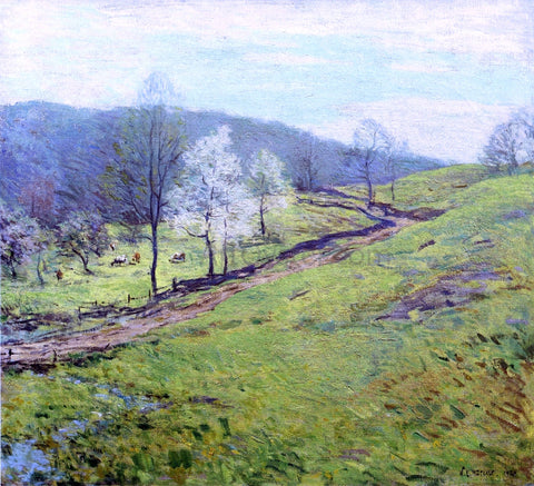 Willard Leroy Metcalf May Afternoon - Hand Painted Oil Painting