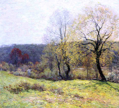 Willard Leroy Metcalf May Pastoral - Hand Painted Oil Painting