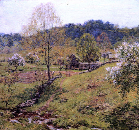 Willard Leroy Metcalf Maytime - Hand Painted Oil Painting
