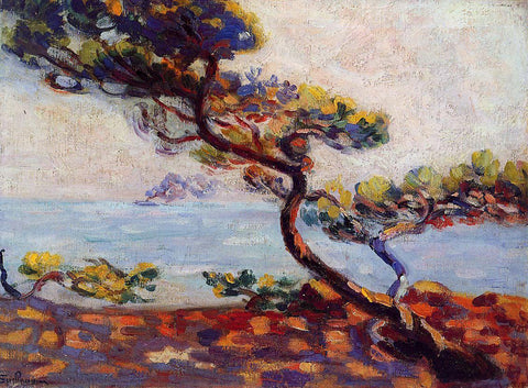 Armand Guillaumin Midday in France - Hand Painted Oil Painting