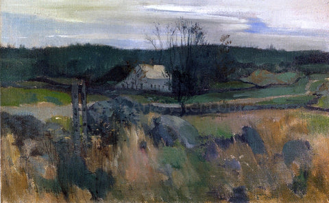 John Twachtman Middlebrook Farm - Hand Painted Oil Painting