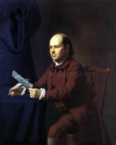 John Singleton Copley Miles Sherbrook - Hand Painted Oil Painting