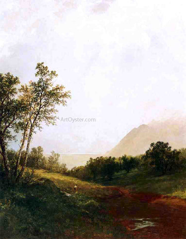 John Frederick Kensett Morning - Hand Painted Oil Painting