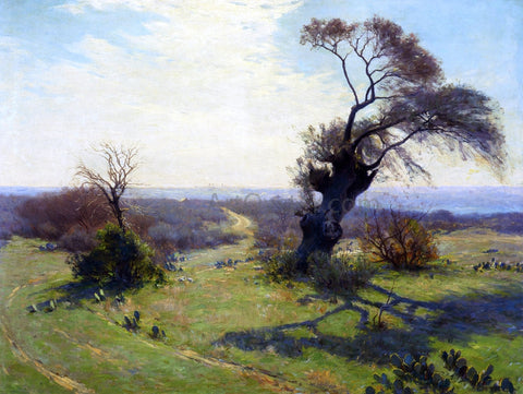 Julian Onderdonk Morning in Spring - Hand Painted Oil Painting