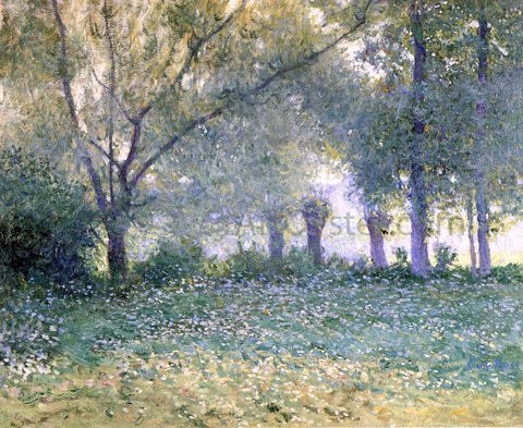 Guy Orlando Rose Morning Mist (also known as Late Spring) - Hand Painted Oil Painting