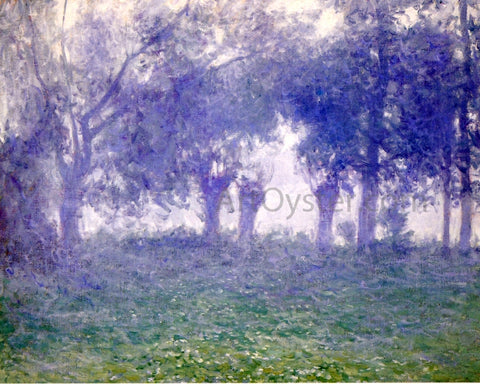 Guy Orlando Rose Morning Mist - Hand Painted Oil Painting