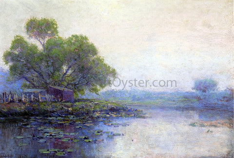 Julian Onderdonk Morning on the Pond - Hand Painted Oil Painting