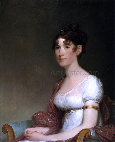 Gilbert Stuart Mrs. Harrison Gray Otis - Hand Painted Oil Painting