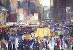 George Wesley Bellows New York - Hand Painted Oil Painting